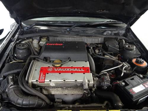 1993 Vauxhall Cavalier 2.0 i Turbo 4x4 4dr For Sale (picture 5 of 6)