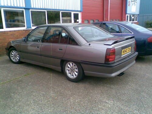 1991 Vauxhall Carlton GSi 3000 24v WTD For Sale (picture 1 of 1)