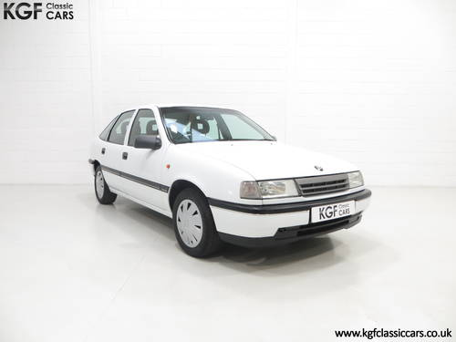 1991 An Amazing Vauxhall Cavalier Mk3 1.8GL SOLD (picture 1 of 6)