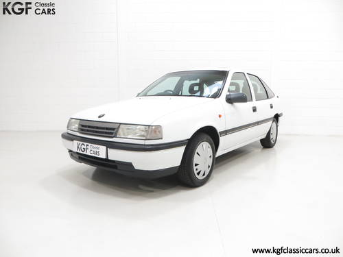 1991 An Amazing Vauxhall Cavalier Mk3 1.8GL SOLD (picture 2 of 6)