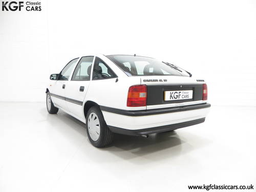 1991 An Amazing Vauxhall Cavalier Mk3 1.8GL SOLD (picture 4 of 6)