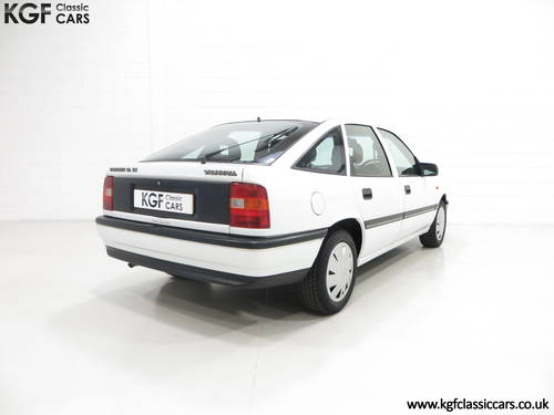 1991 An Amazing Vauxhall Cavalier Mk3 1.8GL SOLD (picture 5 of 6)