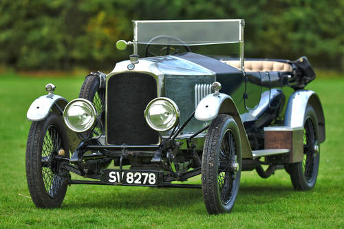 1920 Vauxhall 30/98 E-Type Velox Tourer For Sale (picture 1 of 6)