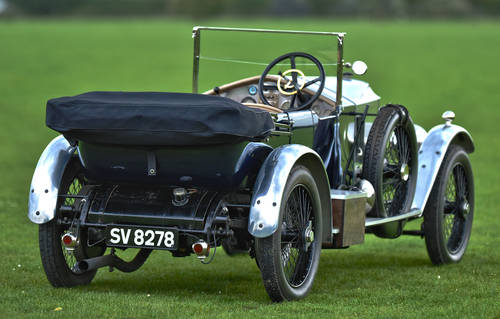 1920 Vauxhall 30/98 E-Type Velox Tourer For Sale (picture 2 of 6)