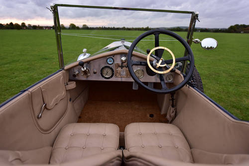1920 Vauxhall 30/98 E-Type Velox Tourer For Sale (picture 4 of 6)