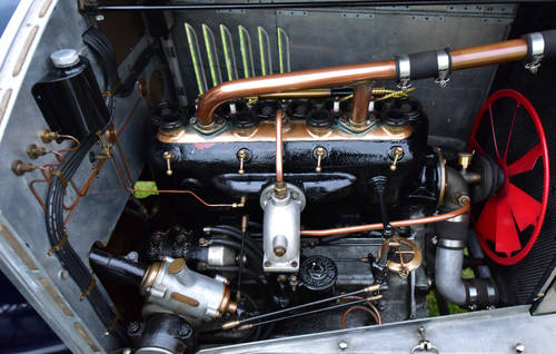 1920 Vauxhall 30/98 E-Type Velox Tourer For Sale (picture 6 of 6)