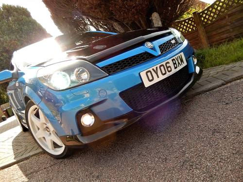 VXR Courtenay Sport stage 4-5   show / track car  SOLD (picture 1 of 6)