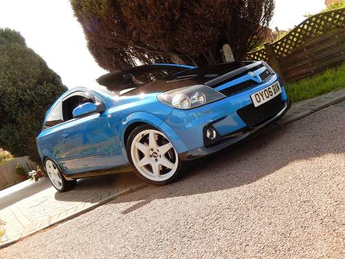 VXR Courtenay Sport stage 4-5   show / track car  SOLD (picture 3 of 6)