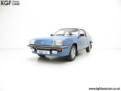 1979 A One Owner Vauxhall Cavalier Mk1 1600GLS Sports Hatch SOLD (picture 2 of 6)