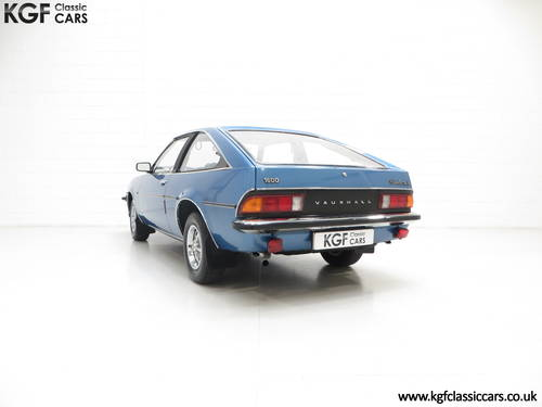 1979 A One Owner Vauxhall Cavalier Mk1 1600GLS Sports Hatch SOLD (picture 4 of 6)
