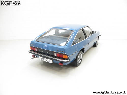 1979 A One Owner Vauxhall Cavalier Mk1 1600GLS Sports Hatch SOLD (picture 5 of 6)