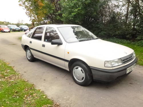 Early F plate mk3 vauxhall cavalier with 12mths mot  SOLD (picture 1 of 6)