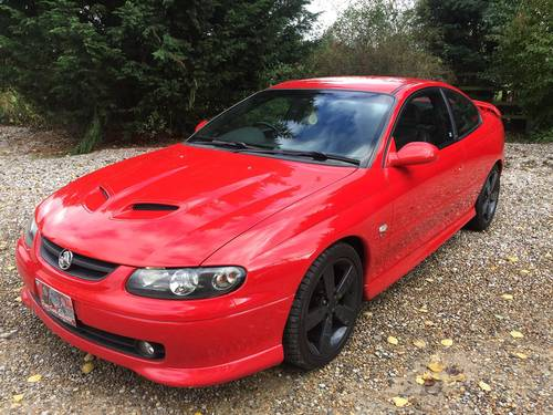 2004 Vauxhall Monaro Low Miles Lots of Upgrades For Sale (picture 2 of 6)