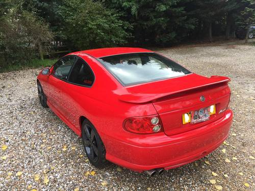2004 Vauxhall Monaro Low Miles Lots of Upgrades For Sale (picture 5 of 6)