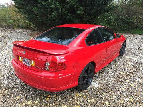 2004 Vauxhall Monaro Low Miles Lots of Upgrades For Sale (picture 6 of 6)