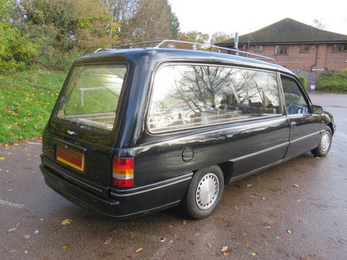 1988 Vauxhall Carlton Hearse (Credit Cards Accepted) SOLD (picture 3 of 6)