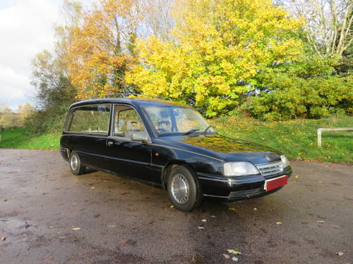 1988 Vauxhall Carlton Hearse (Credit Cards Accepted) SOLD (picture 4 of 6)