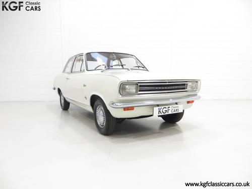 1967 A Vauxhall Viva HB Super Luxury with Just 11,869 Miles SOLD (picture 1 of 6)