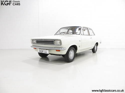 1967 A Vauxhall Viva HB Super Luxury with Just 11,869 Miles SOLD (picture 2 of 6)