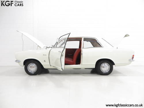 1967 A Vauxhall Viva HB Super Luxury with Just 11,869 Miles SOLD (picture 3 of 6)