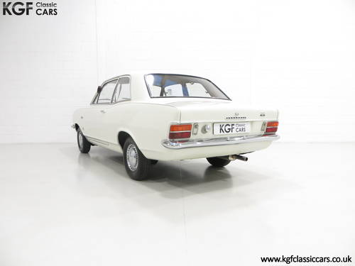 1967 A Vauxhall Viva HB Super Luxury with Just 11,869 Miles SOLD (picture 4 of 6)