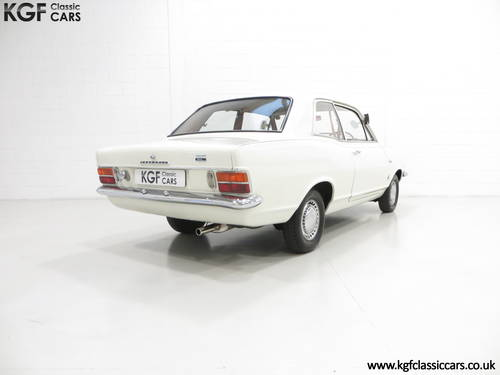 1967 A Vauxhall Viva HB Super Luxury with Just 11,869 Miles SOLD (picture 5 of 6)