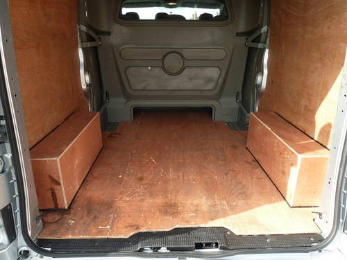 2013 VIVARO 2.0CDTi 115ps LWB SPORTIVE DOUBLE CAB / CREW / KOMBI  For Sale (picture 3 of 6)