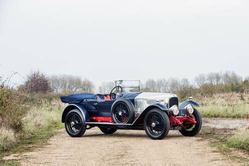 1925 Vauxhall 30-98 OE-Type Velox Tourer SOLD (picture 1 of 6)