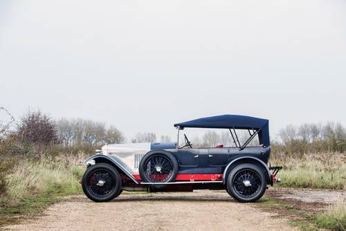 1925 Vauxhall 30-98 OE-Type Velox Tourer SOLD (picture 3 of 6)