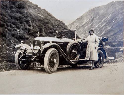 1925 Vauxhall 30-98 OE-Type Velox Tourer SOLD (picture 4 of 6)