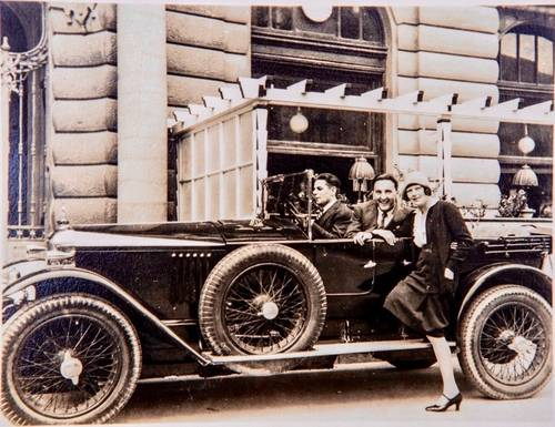 1925 Vauxhall 30-98 OE-Type Velox Tourer SOLD (picture 5 of 6)
