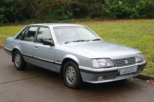 21,075 MILES ONLY. Vauxhall Senator 3.0i CD. Auto. STUNNING. SOLD (picture 1 of 6)