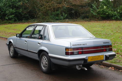 21,075 MILES ONLY. Vauxhall Senator 3.0i CD. Auto. STUNNING. SOLD (picture 6 of 6)