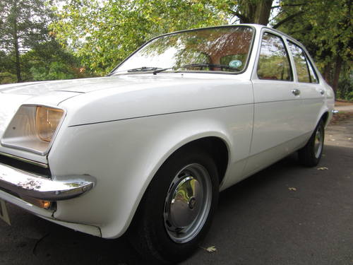 1979 VAUXHALL CHEVETTE L ** OTHER CLASSICS WANTED TODAY ** For Sale (picture 1 of 6)