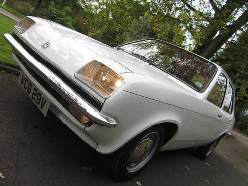 1979 VAUXHALL CHEVETTE L ** OTHER CLASSICS WANTED TODAY ** For Sale (picture 3 of 6)