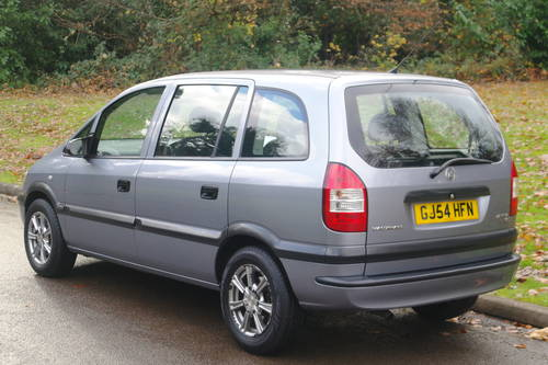 2004/54 Vauxhall Zafira 1.8 Life 16v.. Automatic.. Bargain.. SOLD (picture 6 of 6)