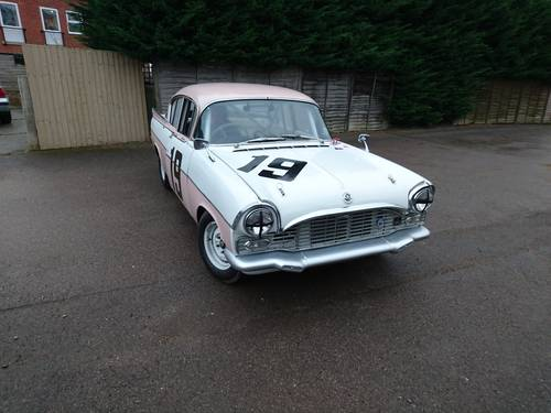 1961 Vauxhall Cresta PA fast road/race car at ECLECTIC AUCTIONS  For Sale (picture 1 of 3)