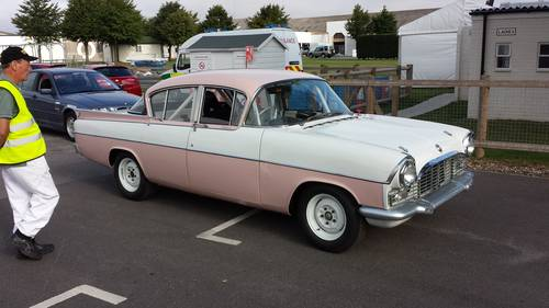 1961 Vauxhall Cresta PA fast road/race car at ECLECTIC AUCTIONS  For Sale (picture 2 of 3)