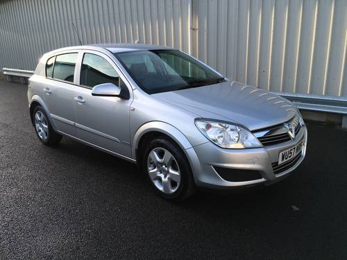 2007 VAUXHALL ASTRA 1.6 PETROL ENERGY SOLD (picture 1 of 6)