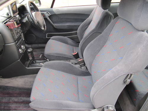1996 VAUXHALL CALIBRA 2.0 16V AUTO COUPE * ONLY 36000 MILES & FSH For Sale (picture 4 of 6)