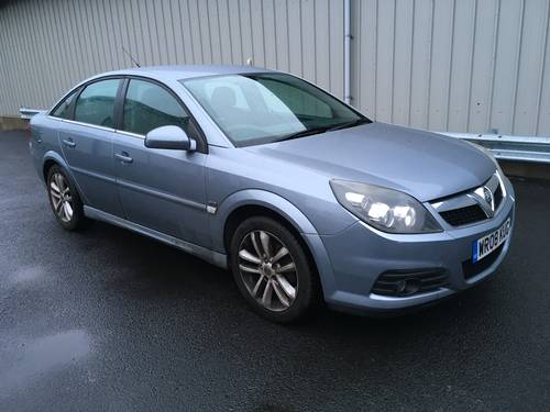 2008 VAUXHALL VECTRA 1.8 SRI 140 BHP PETROL HATCHBACK SOLD (picture 1 of 6)