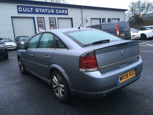 2008 VAUXHALL VECTRA 1.8 SRI 140 BHP PETROL HATCHBACK SOLD (picture 3 of 6)