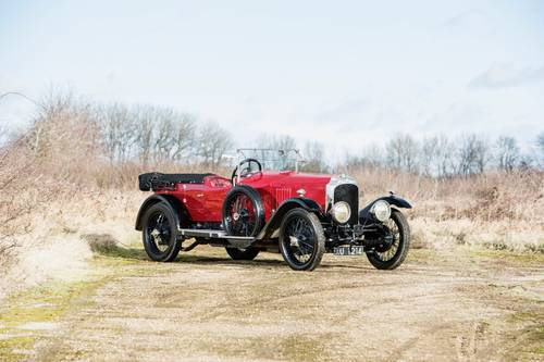 1924 Vauxhall 30-98 OE-Type Velox Tourer SOLD (picture 1 of 6)