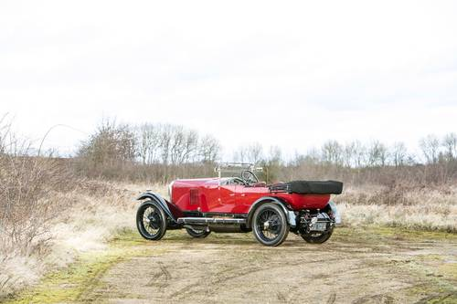1924 Vauxhall 30-98 OE-Type Velox Tourer SOLD (picture 3 of 6)