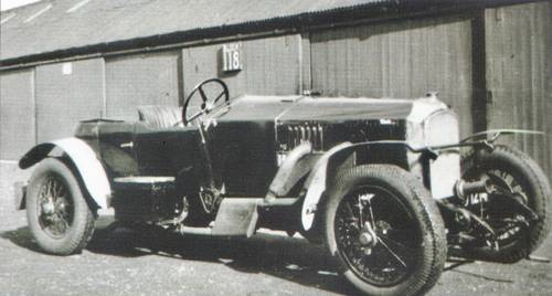 1924 Vauxhall 30-98 OE-Type Velox Tourer SOLD (picture 6 of 6)