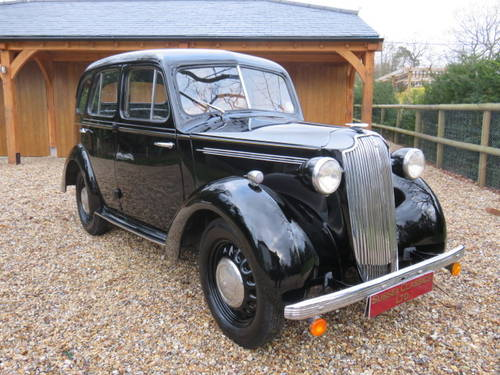 1938 Vauxhall Wyvern 10hp (Credit Cards Accepted) SOLD (picture 1 of 6)