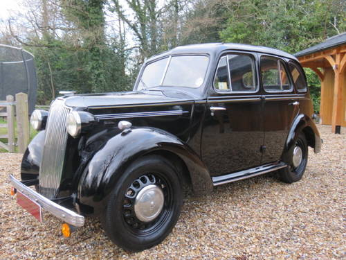 1938 Vauxhall Wyvern 10hp (Credit Cards Accepted) SOLD (picture 2 of 6)