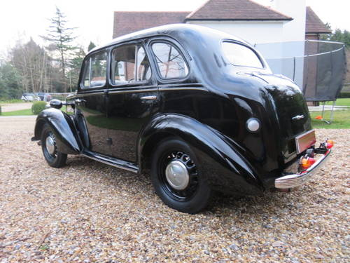 1938 Vauxhall Wyvern 10hp (Credit Cards Accepted) SOLD (picture 3 of 6)