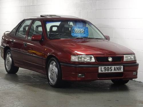 1993 Vauxhall Cavalier 2.0 i Turbo 4x4 4dr RED TOP SFI TURBO 4X4  For Sale (picture 1 of 6)