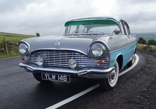 1960 VAUXHALL VELOX. STUNNING.SHOW WINNER.  For Sale (picture 1 of 6)